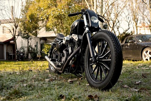 Harley Davidson By TerrorCycles Hell Kustom
