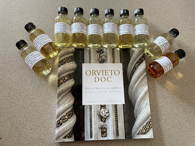 Wineries and wines of Orvieto