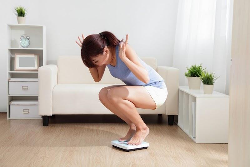 Penyebab Berat Badan Meningkat Mendadak