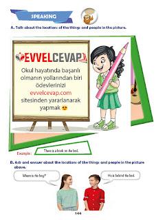6. Sınıf İngilizce Ders Kitabı Cevapları MONOPOL Yayınları Sayfa 144