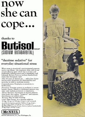Now she can cope - Butisol