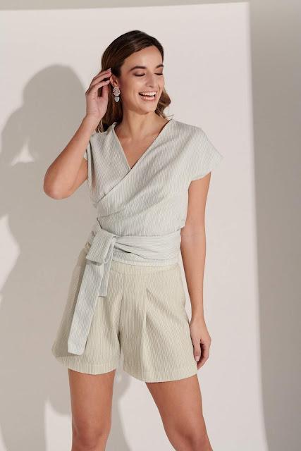 Moda creativa para mujeres felices