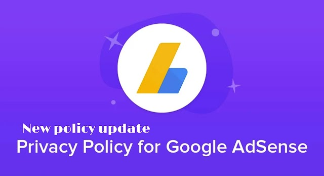 New Google AdSense account update related to payment.