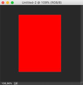cara membuat ukuran pas foto KTP 2x3