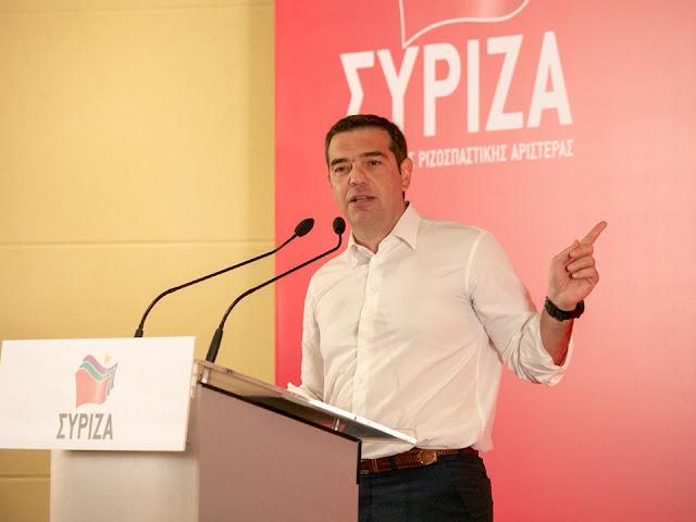 Αλέξης Τσίπρας στην Κ.Ε. του ΣΥΡΙΖΑ: 1.800.000 πολίτες μάς έδωσαν την εντολή να μετασχηματιστούμε σε ένα κόμμα που θα χωρέσει τις αγωνίες του κόσμου – VIDEO
