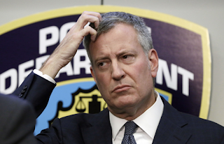NYC Mayor DeBlasio Calls For Anti-Trump Protests To Continue: Says Trump Has No Mandate To Lead - Breaking911