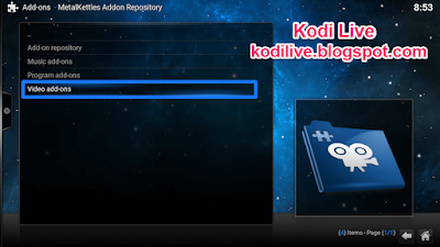 How To Install Sports Mix Addon on Kodi Xbmc