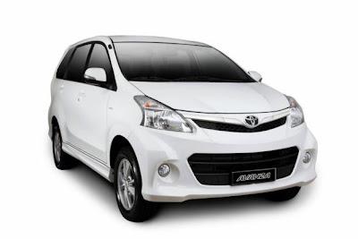 Rental Mobil Jakarta Avanza