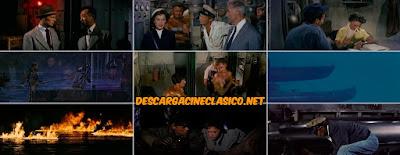 El diablo de las aguas turbias (1954) Hell and High Water - Descargar - Capturas