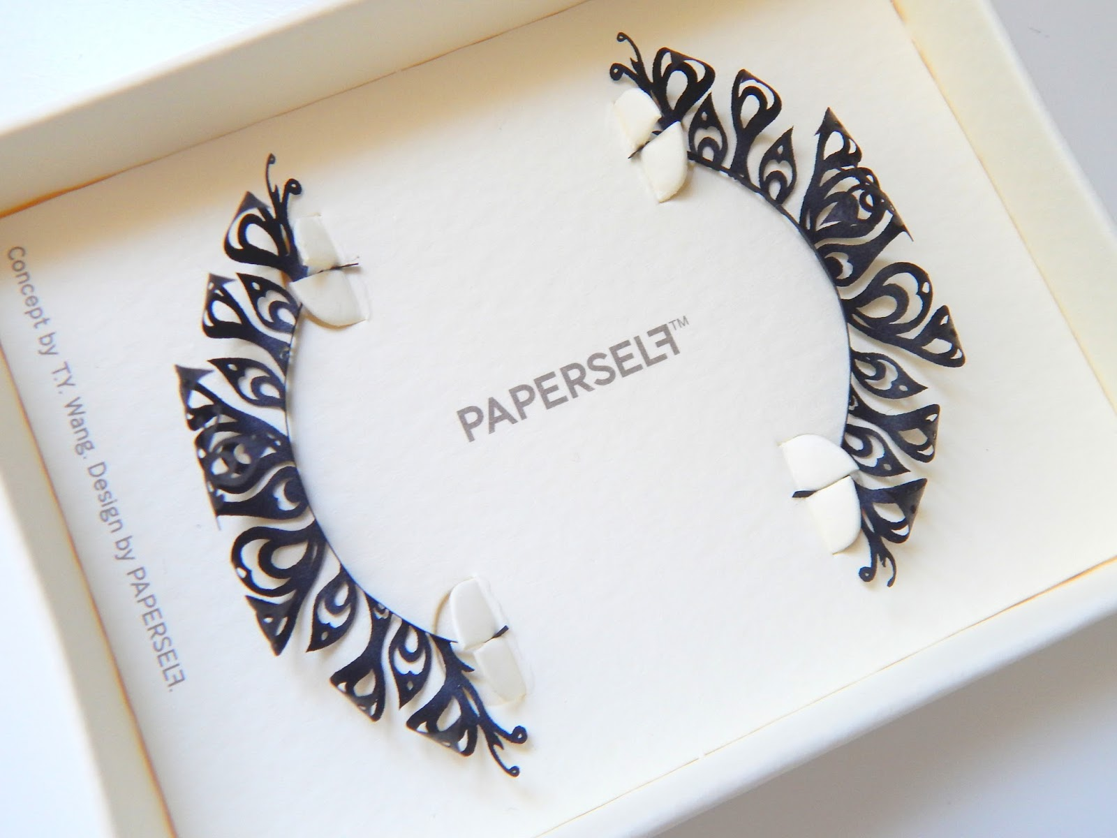 Paperself || Lashes and Tattoos