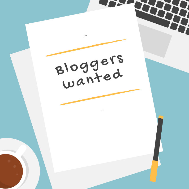 Bloggers & Facebookers Wanted