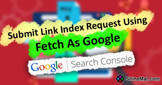 Add URL to Google Index
