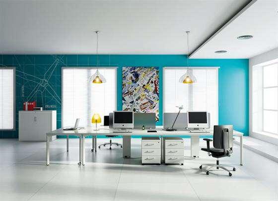 Modern Office Wall Design