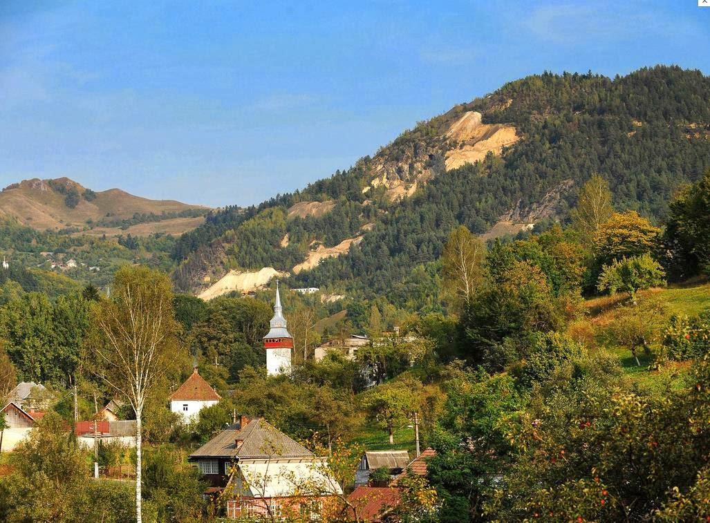 Romania shelves plans for exploitation of heritage mining site