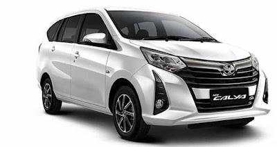 Bocoran Spesifikasi dan Harga New Toyota Calya dijual dengan harga mulai Rp137.463.000