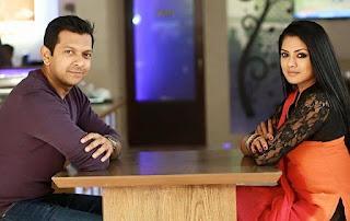 Nusrat Imrose Tisha With Singer Tahsan Rahman Khan