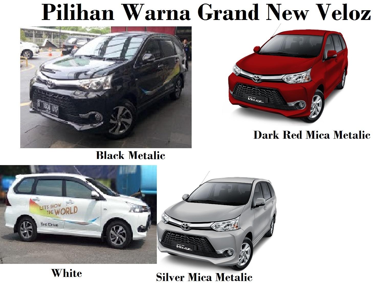 Jual Velg Grand New Veloz The All Corolla Altis Jalan Ke Ah Poong Sentul Bareng Avanza