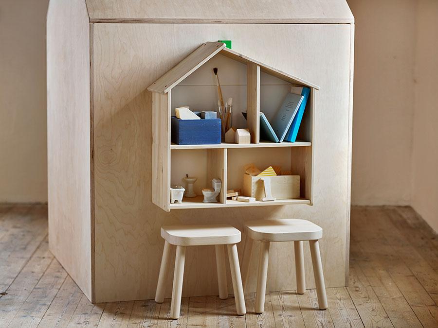 Ikea flisat on Anya in Copenhagen