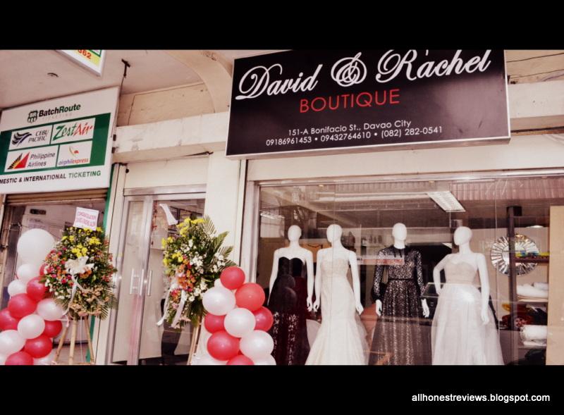 David Rachel Grand Opening Of Bridal Boutique