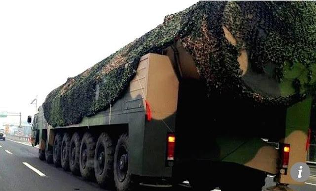 Trung Quốc không bị ràng buộc bởi INF
