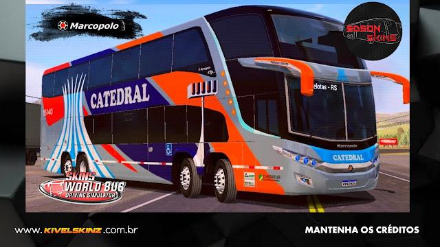 PARADISO G7 1800 DD 8X2 - VIAÇÃO CATEDRAL