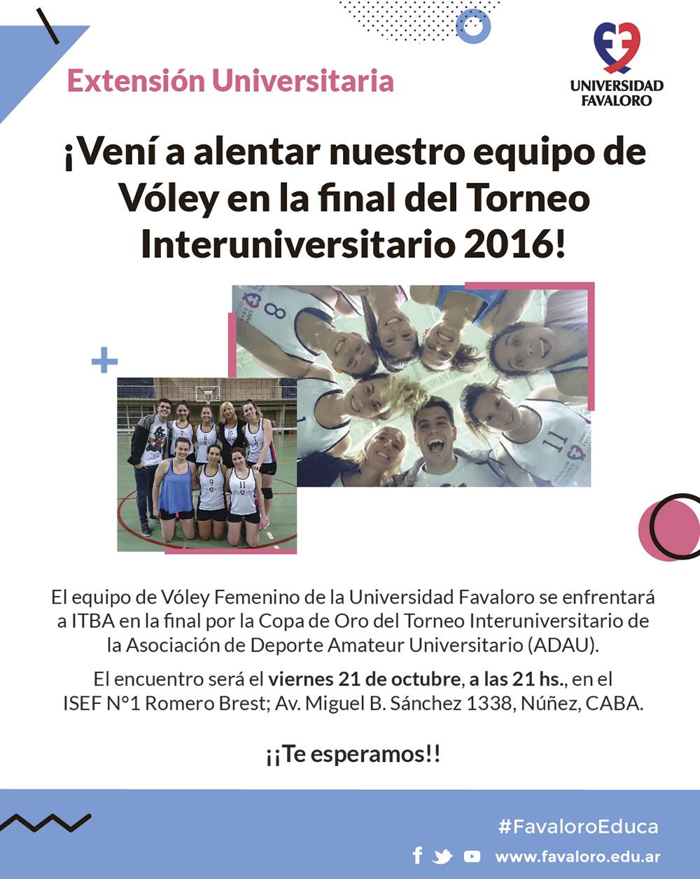 Blog de la Carrera de biologia Universidad Favaloro: Extensión ...