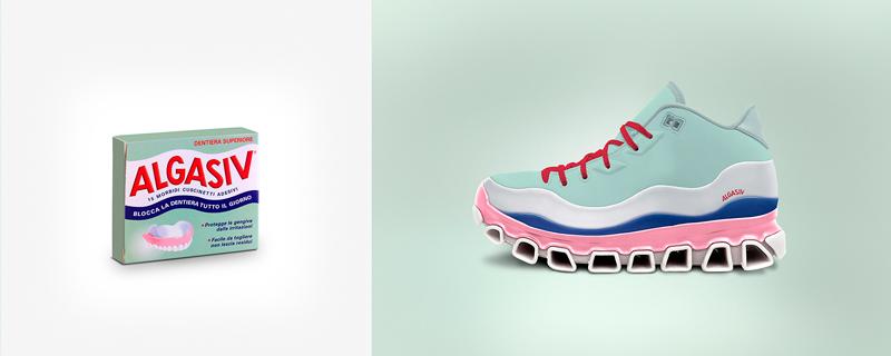 Marcas de 1900 convertidas en zapatillas deportivas