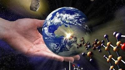 bumi dan molekul