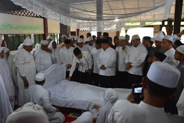 Negri Bertuah Berduka Atas Meninggalnya Tuan Guru Babussalam