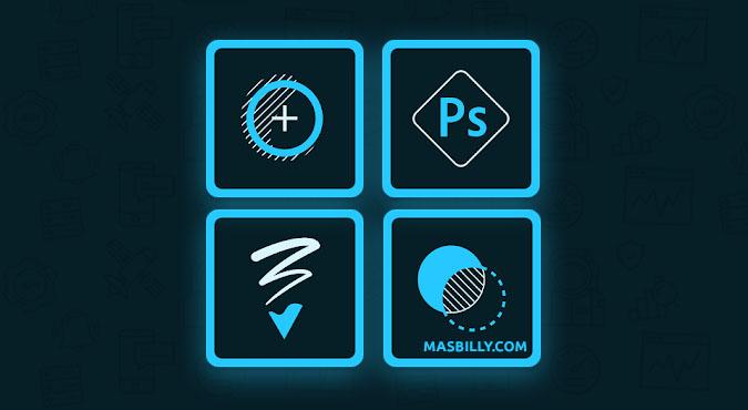 4 Aplikasi Resmi Photoshop di Android besutan Adobe