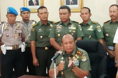 Nah Lho, Kodam Jaya Bantah Sudah Dipertemukan dengan Iwan Bopeng
