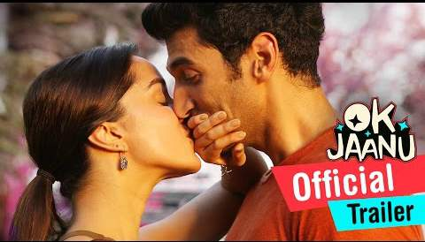 OK Jaanu Movie Official Trailer