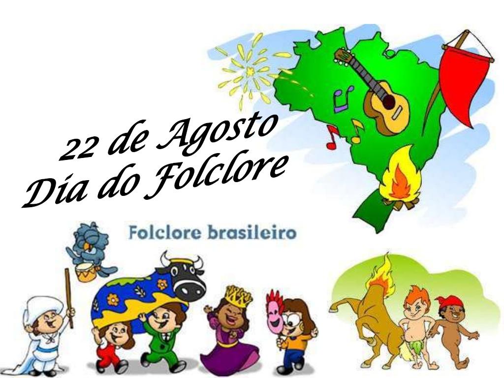 O riquíssimo folclore do Brasil
