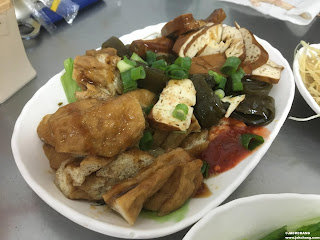 花干、豆干、海帶NT$60