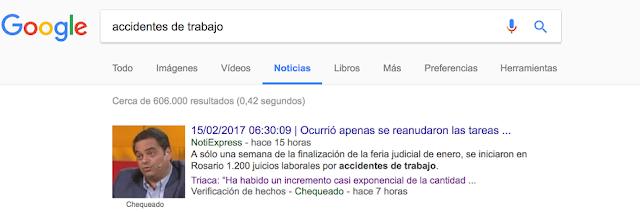 google news etiqueda chequeado