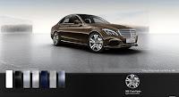 Mercedes C250 Exclusive 2018 màu Nâu Citrine 796