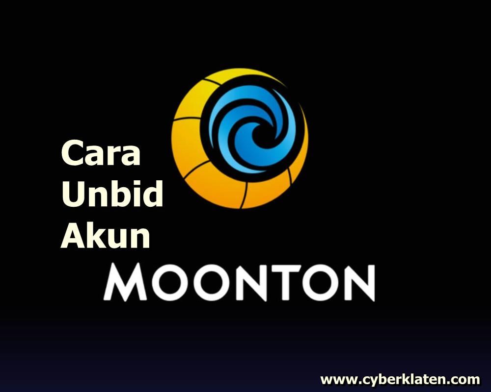 Unbid Akun Moonton ML
