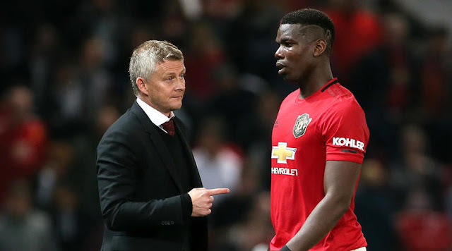 Paul Pogba out for three to four weeks Ole Gunnar Solskjaer confirms, Paul Pogba to be sidelined for four weeks, Pogba out again