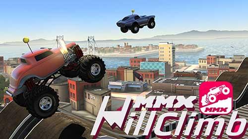 تحميل لعبة MMX Hill Dash مهكرة نقود لا نهاية
