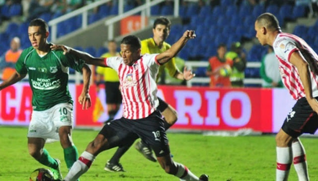 Ver partido Atletico Junior vs Deportivo Cali en vivo