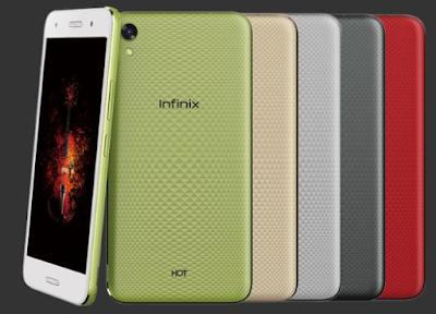 Infinix Hot 5 Lite