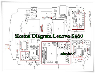Skema Diagram Lenovo S660