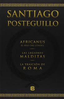 Africanus: Trilogía De Roma
