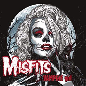 ¡Música! Vampire girl de Misfits