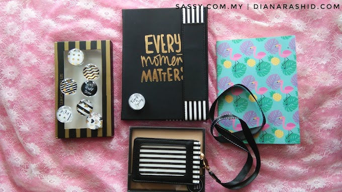 BLACK AND WHITE COLLECTION DARI SASSY.COM.MY YANG SUPER COOL