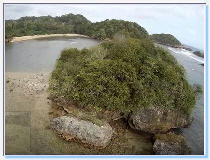 Wsata pantai kondang merak Malang
