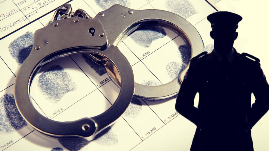 Covid infected arrested for abusing a minor girl