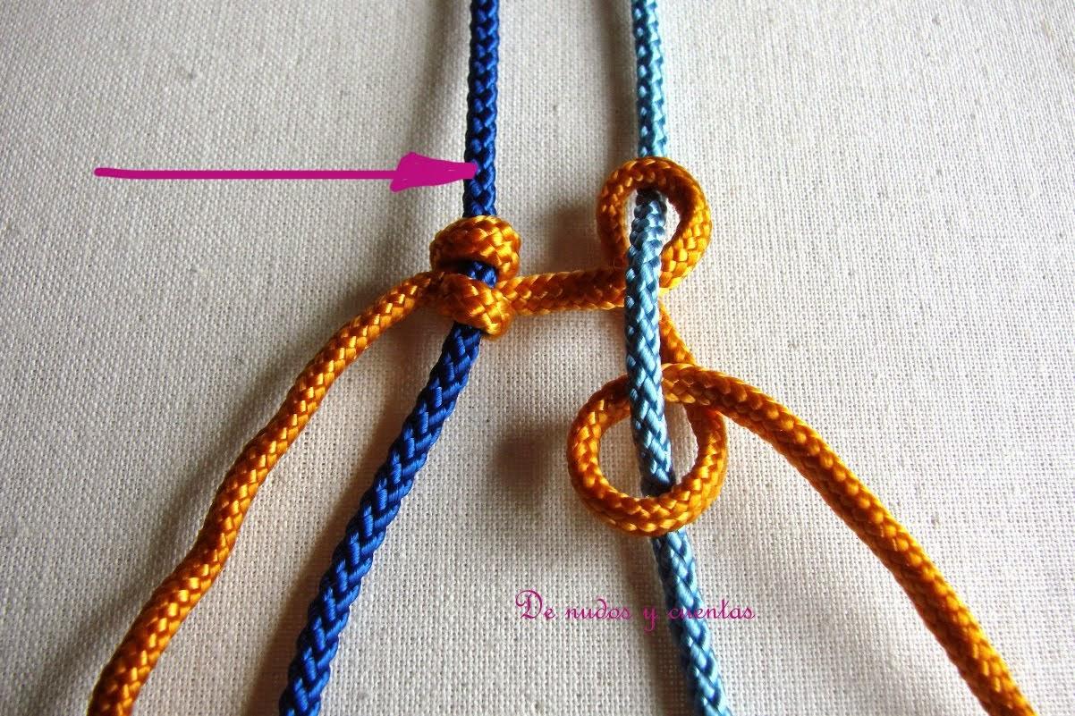 pulseras, nudos, macrame, Cavandoli, manualidades, brazaletes,knots