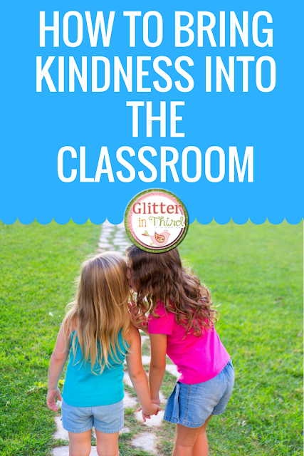 Are you promoting kindness in the classroom? Read and learn about teaching ideas and activities using CARES to promote character education in the classroom.