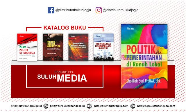 Buku Terbaru Terbitan Penerbit Suluh Media